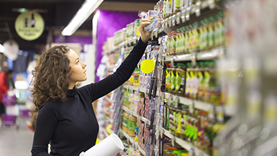 Supplier Engagement enables GMO labeling impact assessment of over 5,000 private label products